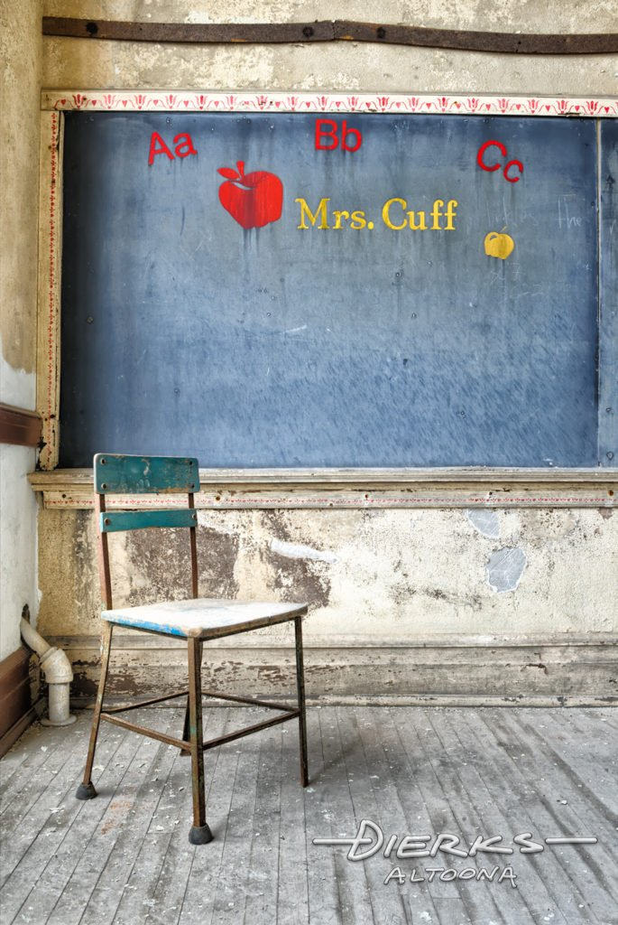 Purchase Page For Abandoned Classroom 13928 An Apple A
